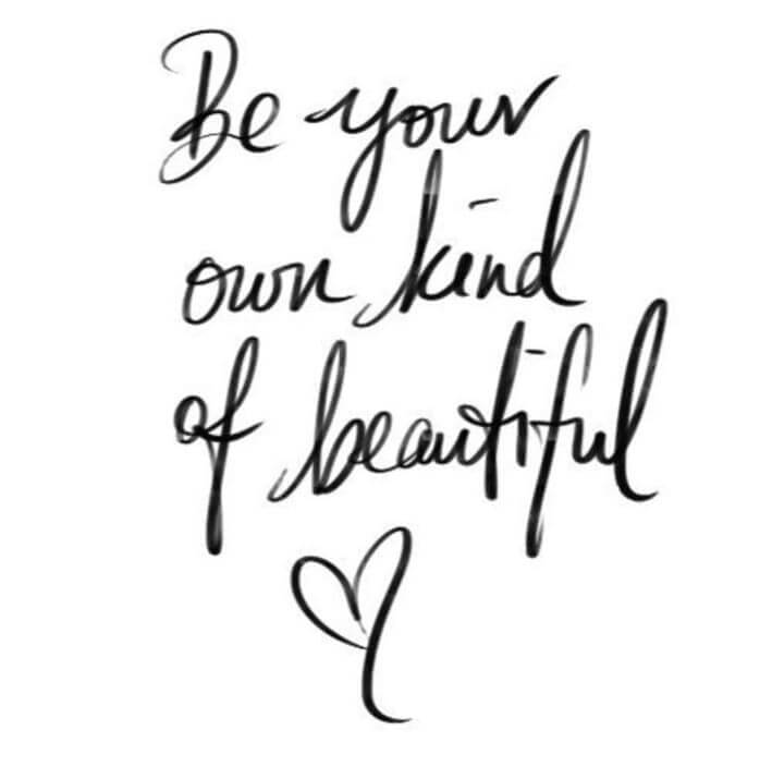 Be Your Own Kind Of Beautiful Best Kept Secrets In The World