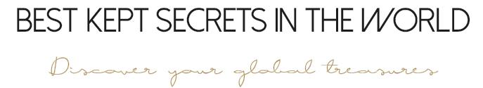 Best Kept Secrets in the World